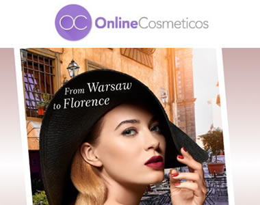 Online Cosmetic Web Design